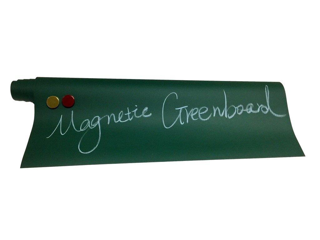 Magnetická flexibilní zelená tabule