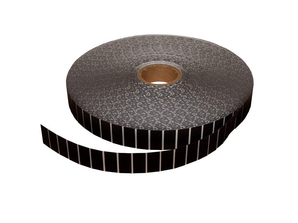 Magnetický štítek samolepící 3M