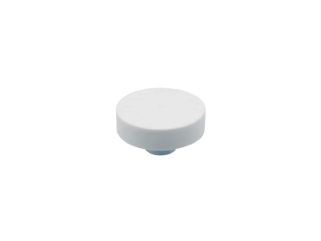 Neodymový pogumovaný magnet se závitovým pouzdrem 43x10,5x6 mm