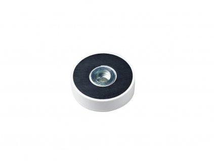 Feritová magnetická čočka bílá